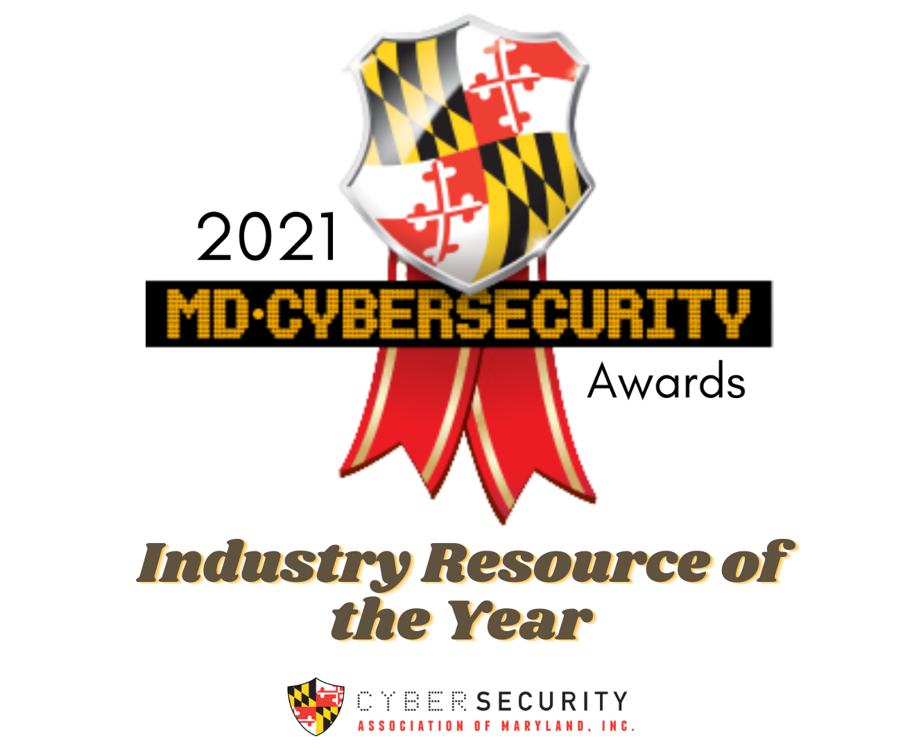 Industry Resource of the Year Award Badge
